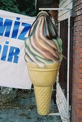Dondurma maketi