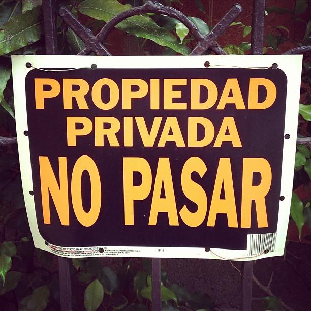 NO PASAR #pty #panama
