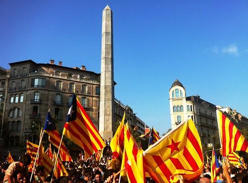 Manifestació 'Catalunya, nou estat d'Europa' (9)