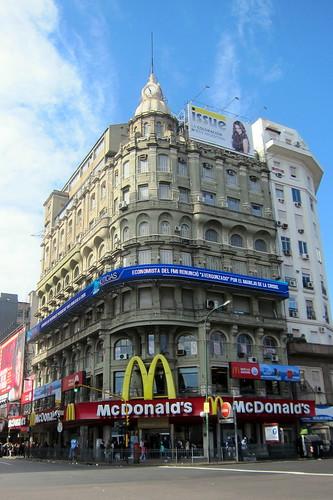 Buenos Aires - San Nicolás: Edificio El Trust