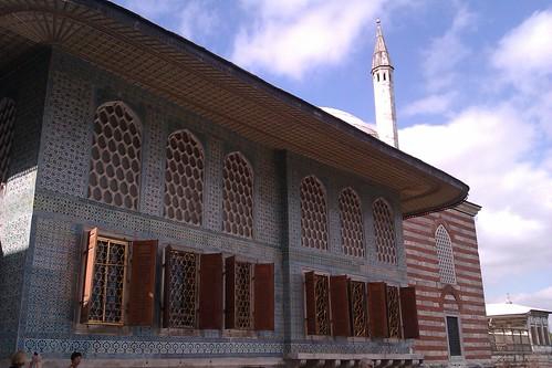Edificio en el Harem