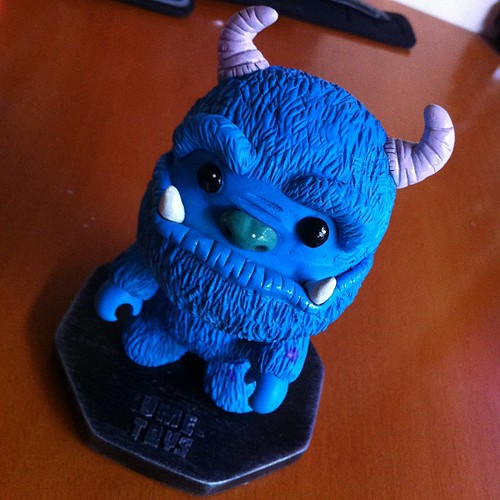 Sulley completed. Up for re-homing soon by [rich]