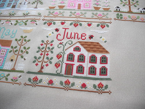 June Cottage by jenniferworthen