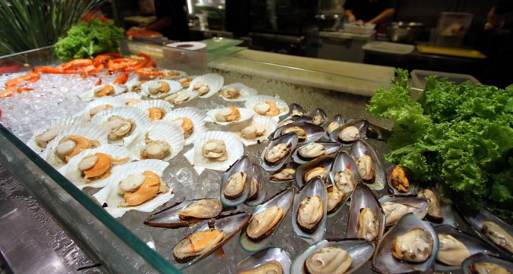 Kiseki日本自助餐餐厅:贝壳