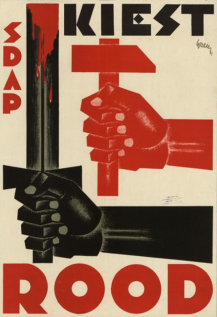 Walter. Choose Red. 1929