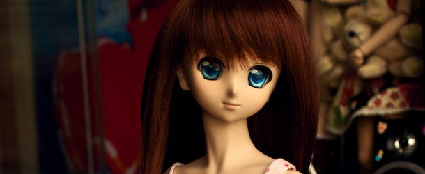 Nanoha's New Eyes Plus Dresses from BJD Atelier