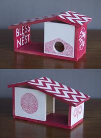 Crespin Birdhouse