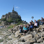 Plantagenet World 2011 Mont St Michel --