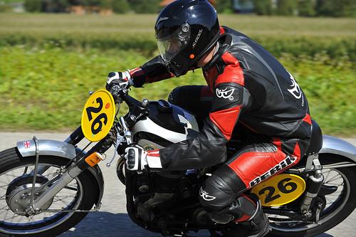 classic motorcycle Oldtimer Grand Prix 2012 Schwanenstadt Austria Copyright B. Egger :: eu-moto images 1139