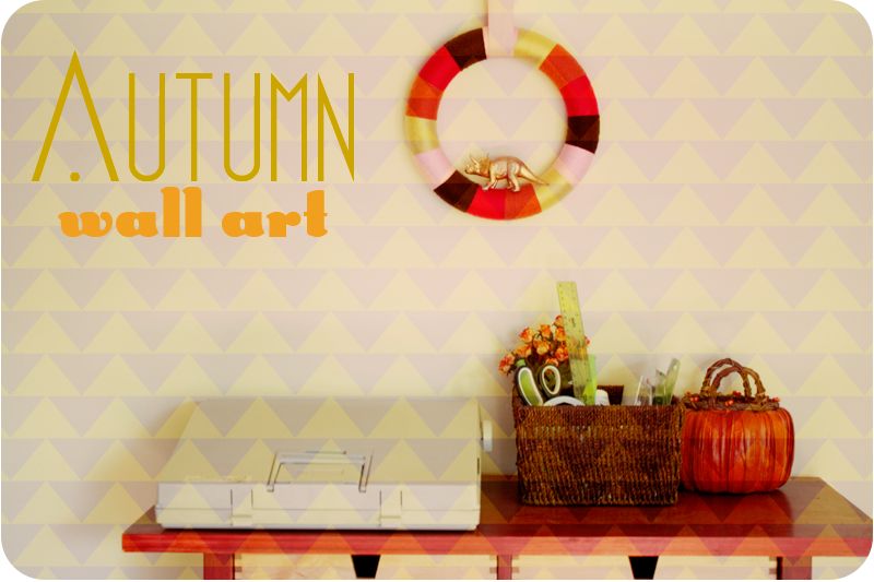 {autumn} wall art