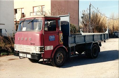 camió Ebro D150