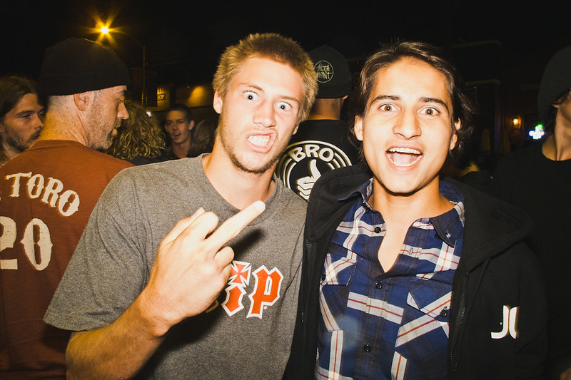 Greyson Fletcher & Oscar Meza!