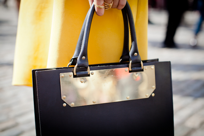 London Fashion Week SS13: We Heart Handbags 3