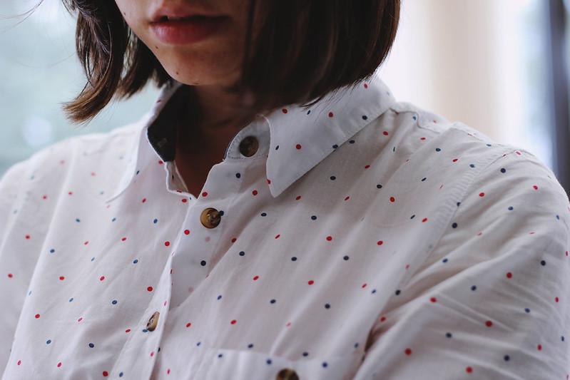 dotty shirt