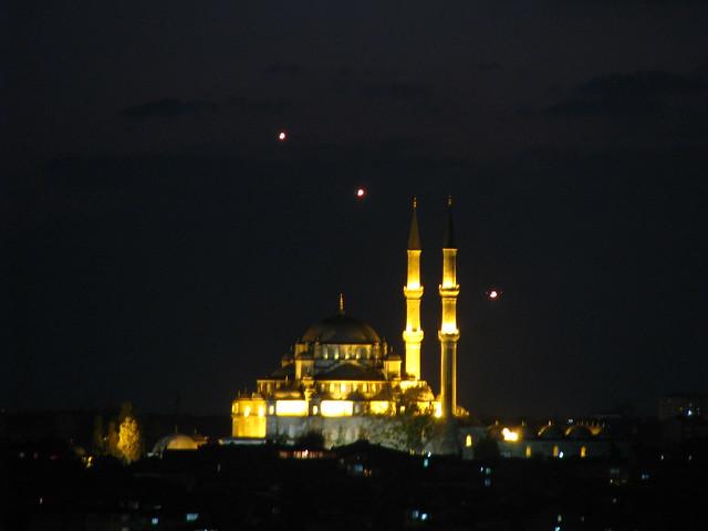 3 Stars, 2 Minarets
