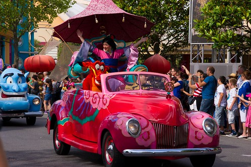 Disney's Stars 'n' Cars Parade