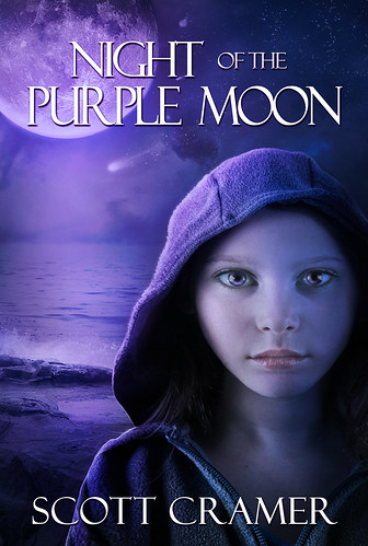 Book Feature with Scott Cramer, indie author of Night of the Purple Moon