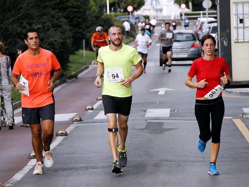 II Carrera Popular Puente de Vizcaya