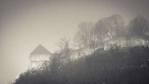 The Haunted Castle of Bramistlava - Photo : Gilderic