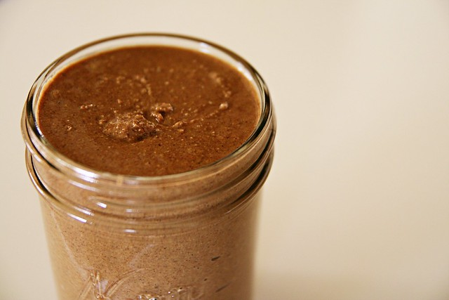cinnamon maple sunflower seed butter