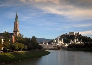 Salzbourg - Salzburg