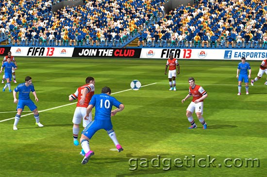 FIFA Soccer 13 для the new iPad