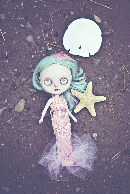 Beached Mermaid