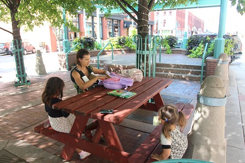 Day 54: Milwaukee's Historic Third Ward.
