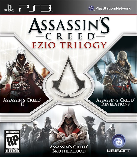 Exclusive Assassin's Creed Ezio Trilogy to Launch on PS3