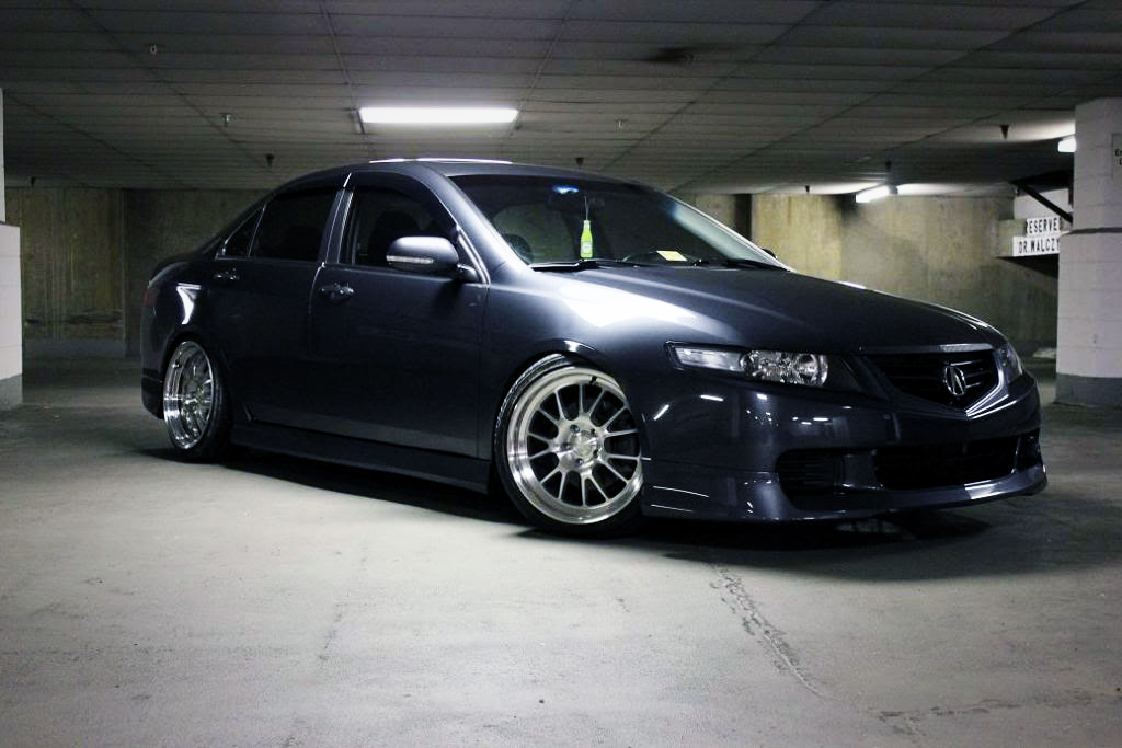 acura tsx klutch wheels