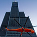 Erickson Air-Crane / Sears (Willis) Tower Downtown Chicag by jeremycliff