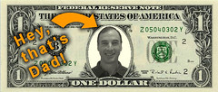 "A Dad Dollar ""Bill"""