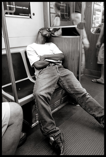 Sleepytime Red Line
