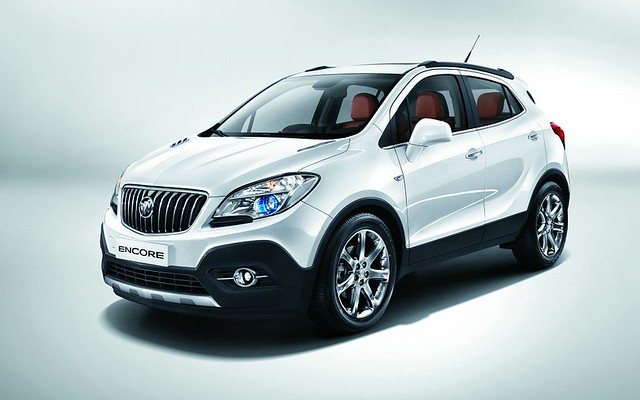 Buick Encore (China)