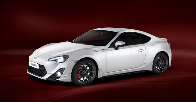Toyota GT86 TRD (Europa)