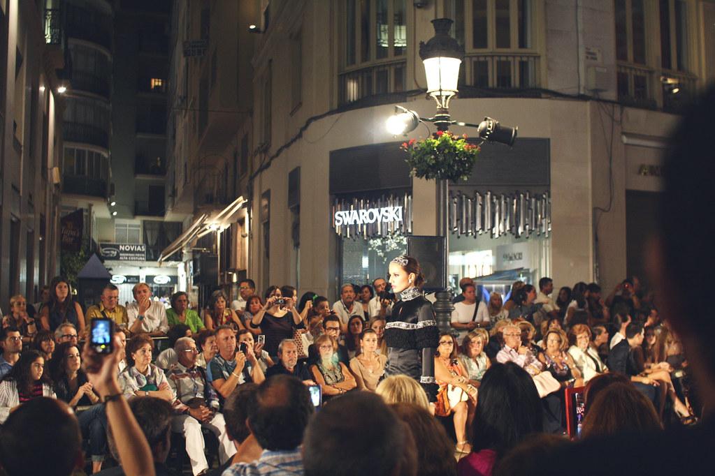malaga fashion show