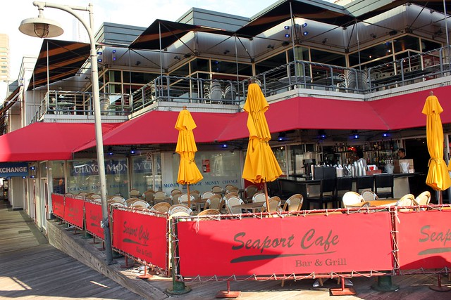 Seaport Cafe Flickr Photo Sharing