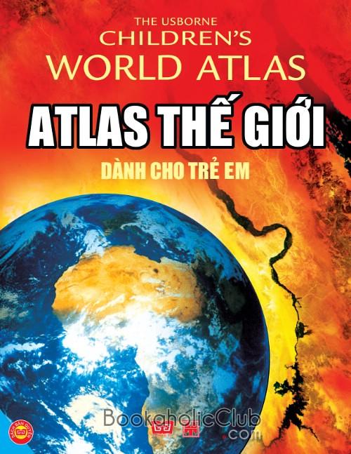 atlas the gioi danh cho tre em