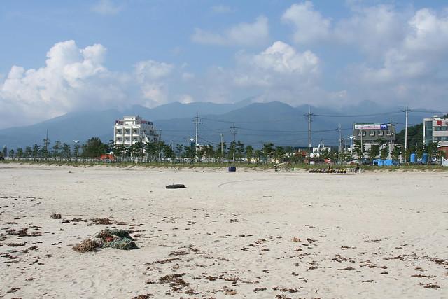 Beach near Sokcho