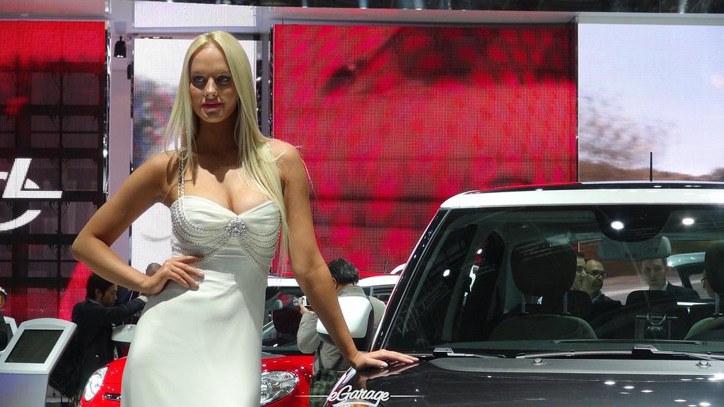 8034747527 3e94c1ed56 b eGarage Paris Motor Show Fiat Model