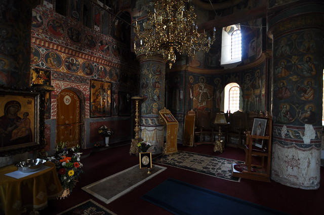 Painted Monasteries in Romania by CC user fusion_of_horizons on Flickr