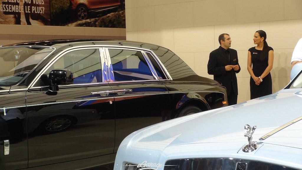 8037665249 66c5811b84 b 2012 Paris Motor Show Rolls Royce