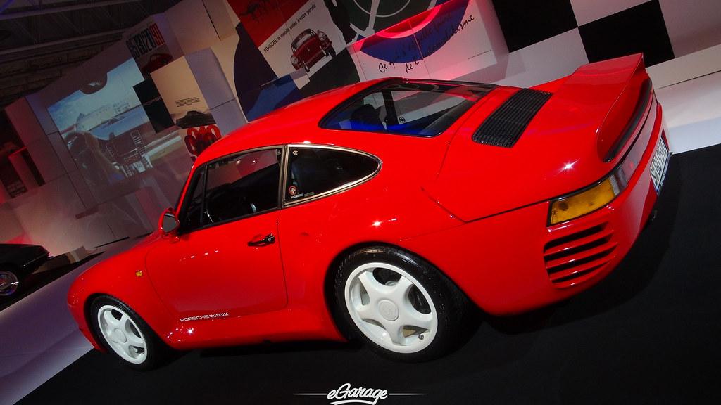 8037670326 853583d1a5 b 2012 Paris Motor Show Porsche 959