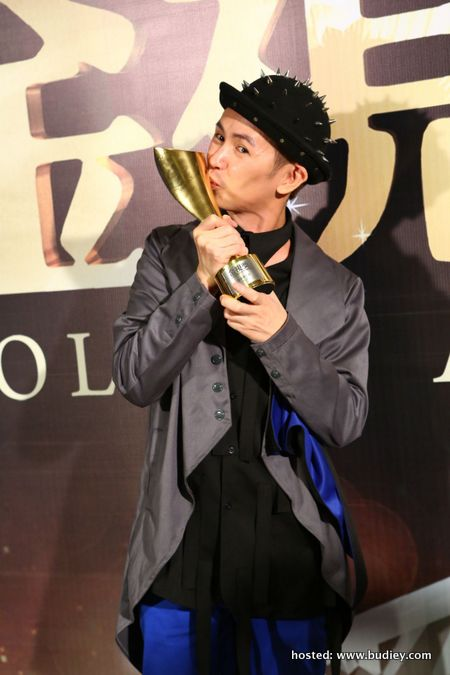 Best Actor - Coby Chong