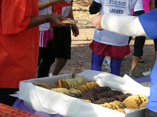 2012 Big Gay Race cookie treat