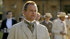 Lord Grantham declares war