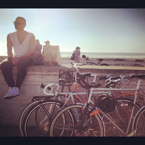 Bike pile y Mariano #sfcm20