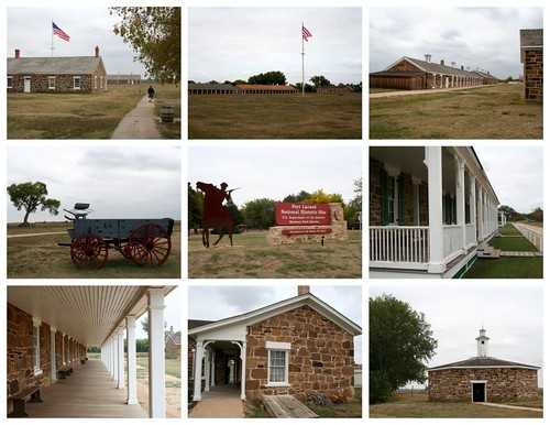Fort Larned Exterior