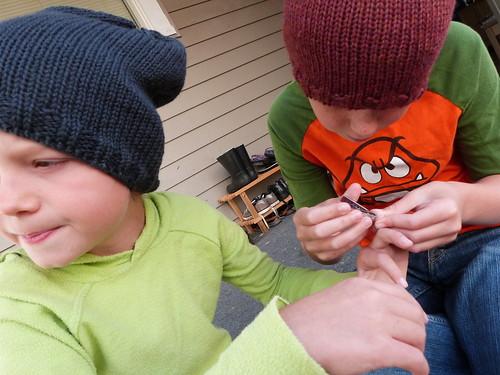 Nail-Clipping