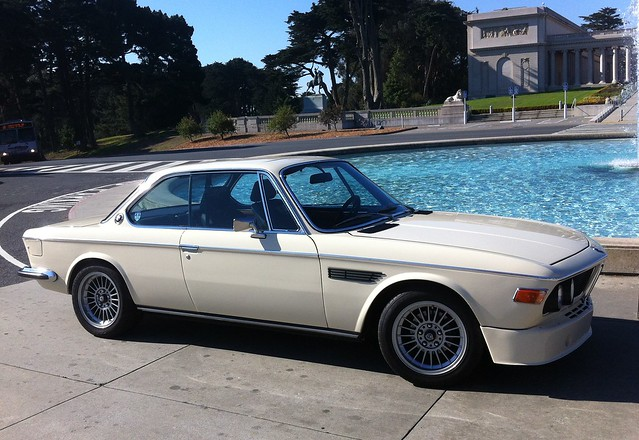 1973 BMW E9 30CS Coupe For Sale Front  Flickr  Photo